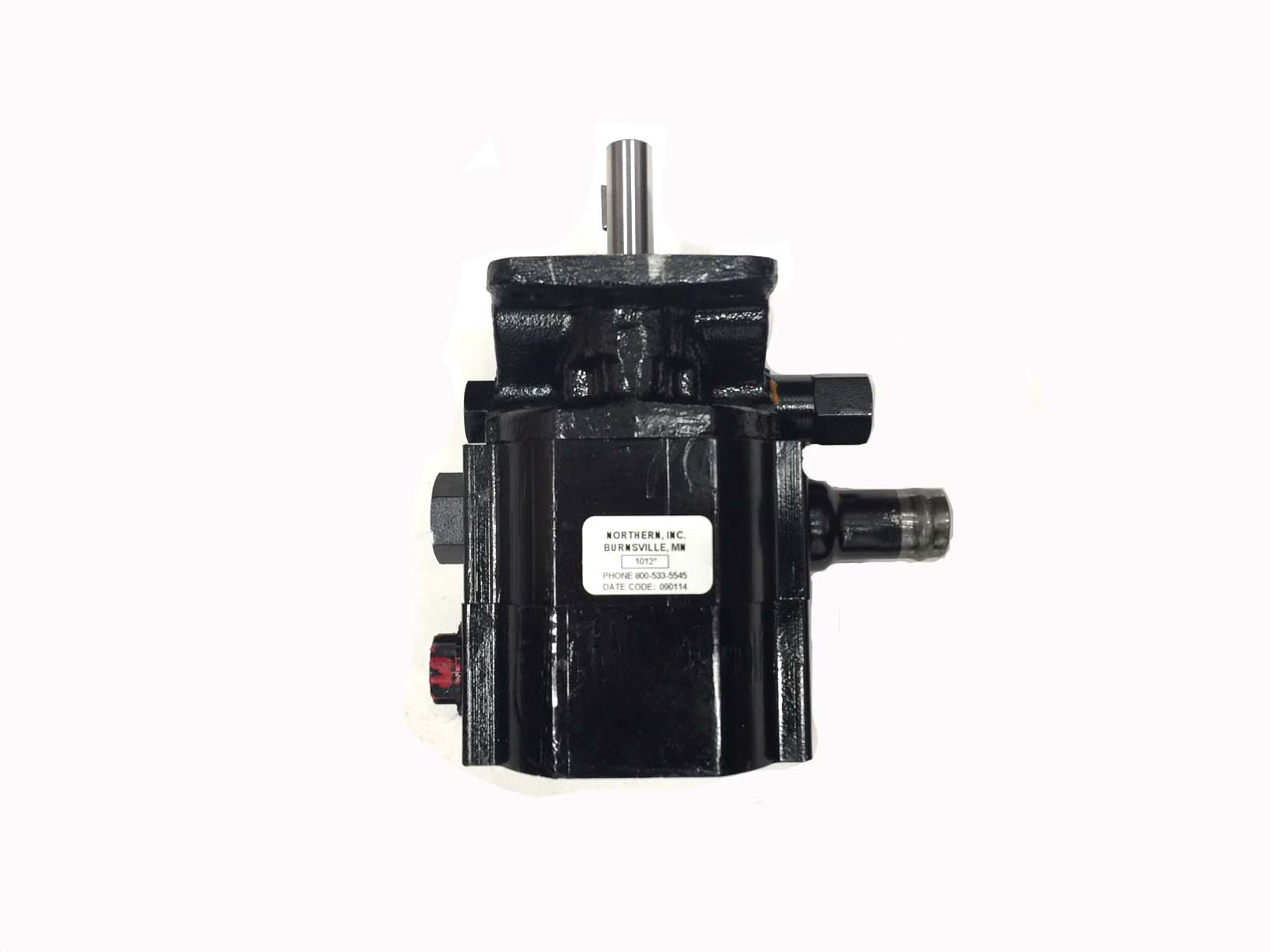 Two Stage Hydraulic Pumps
