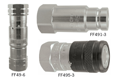 FF49 Series Quick Couplings