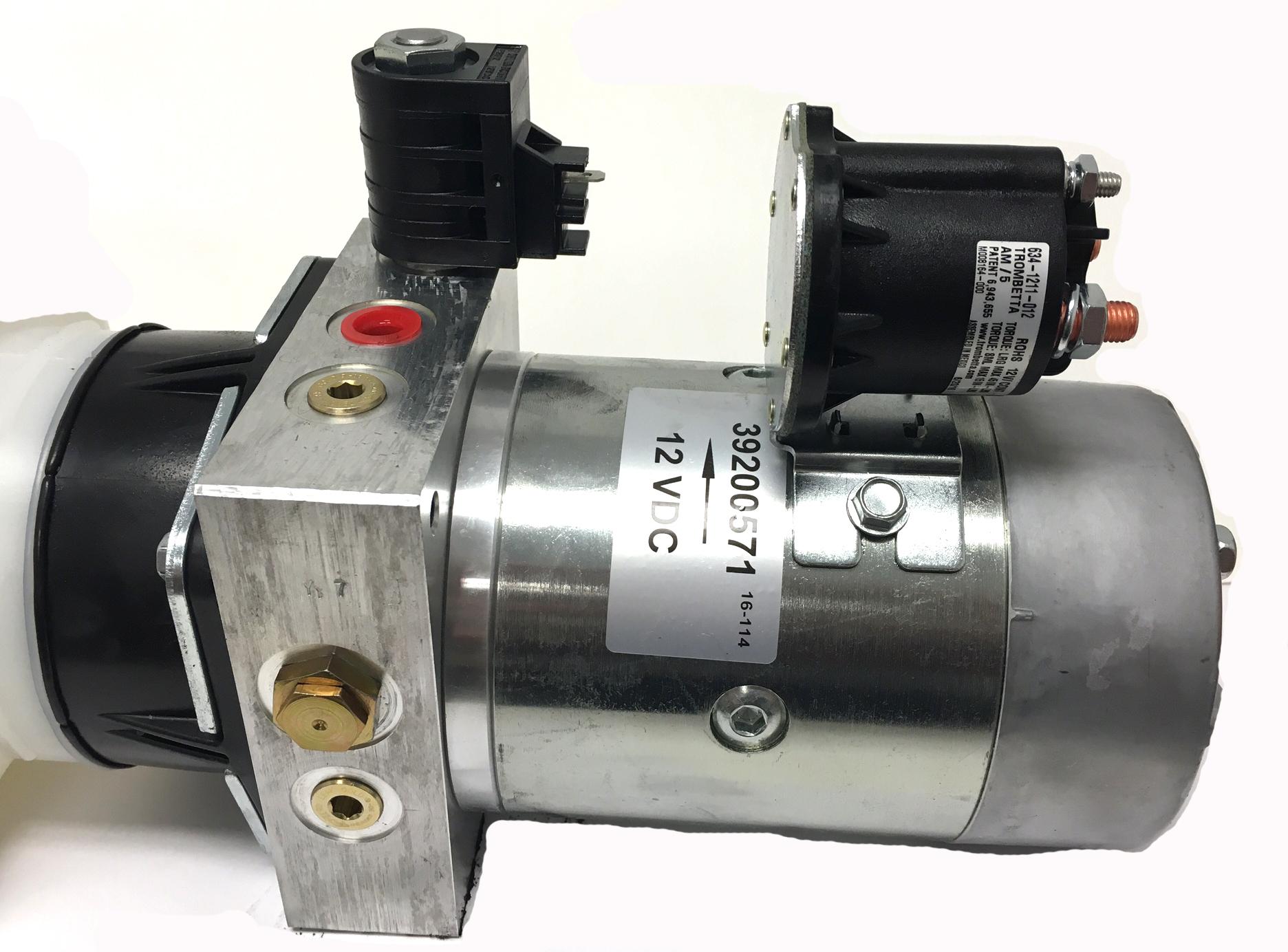 MTE Hydraulic Pump