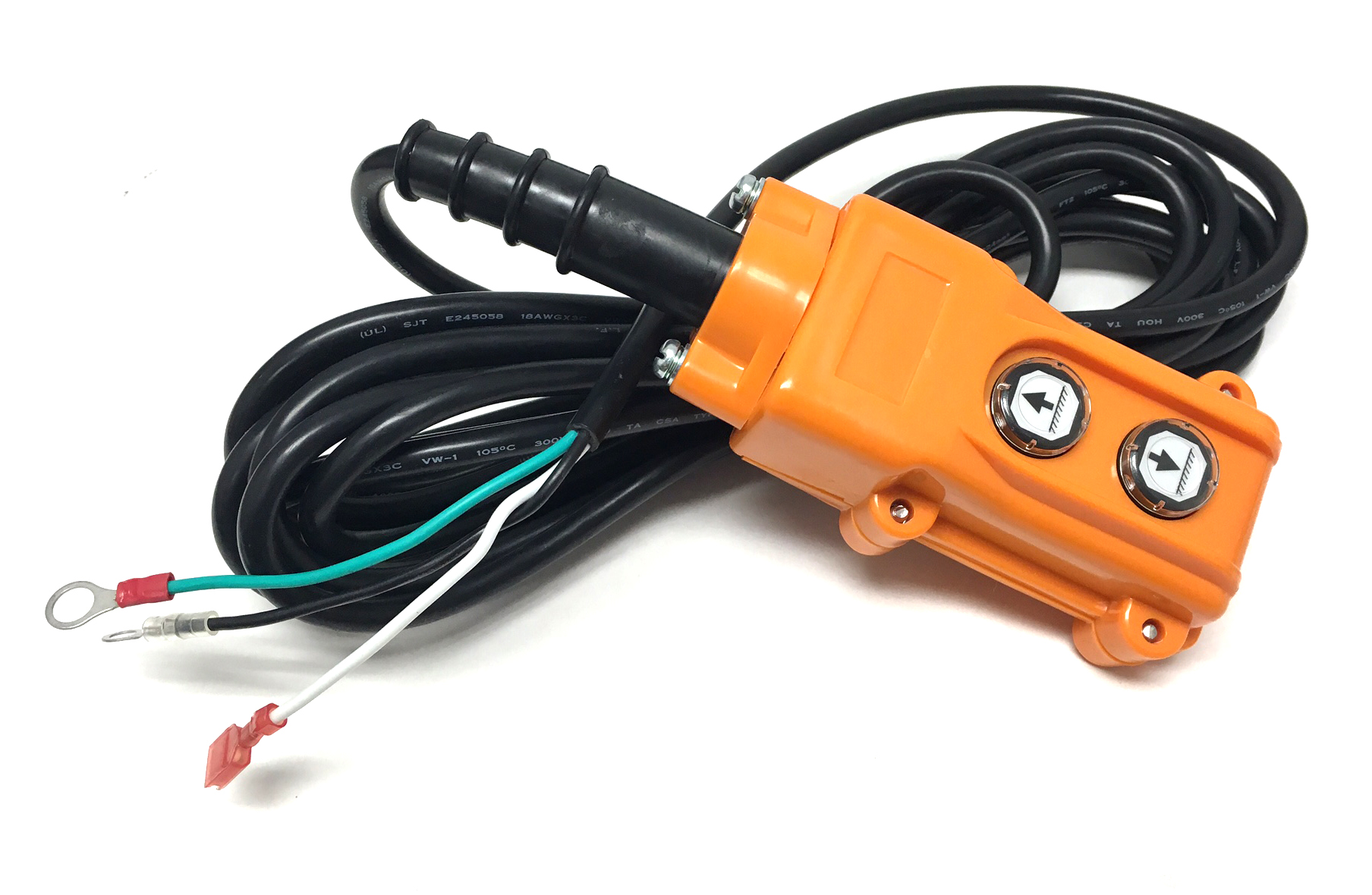 MTE hydraulic replacement parts: remote switch