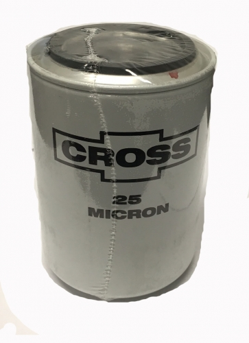 25 Micron Filter Hydraulic Pressure Filter Northern